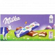 Шоколад молочный «Milka» 87.5 г.