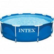 Каркасный бассейн «Intex» Metal Frame, 56997/28200