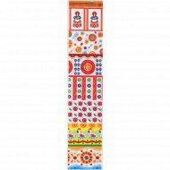 Пасхальная декоративная термоусадочная плёнка «Дымковская игрушка» 8х1уп.