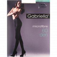 Колготки женские «Microfibre» 60 den, 2 размер, натуральный.