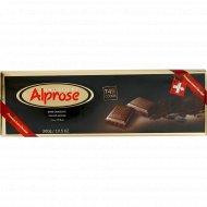 Шоколад горький «Chocolat Alprose» 74%, 300 г.