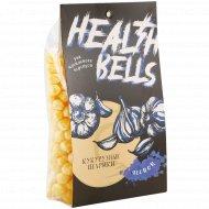 Сухие завтраки «Health bells» кукурузные шарики c чесноком, 50 г.