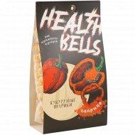 Сухие завтраки «Health bells» кукурузные шарики с паприкой, 50 г.