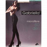 Колготки женские «Microfibre» 60 den, 3 размер, натуральный.