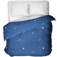 Пододеяльник «Samsara» Night Stars, двуспальный, Евро, 220По-17