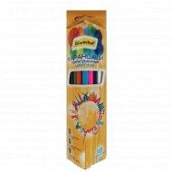 Цветные карандаши «Silwerhof» Солнечная коллекция, 18 шт.