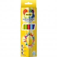 Цветные карандаши «Silwerhof» Солнечная коллекция, 24 цвета.