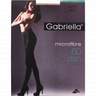 Колготки женские «Microfibre» 60 den, 4 размер, натуральный.