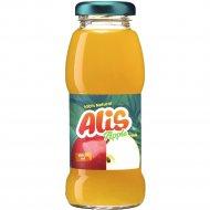 Нектар пастеризованный «Alis» яблочный, 195 мл