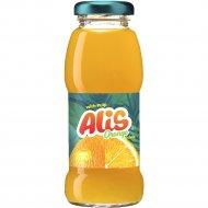 Нектар пастеризованный «Alis» апельсиновый, с мякотью, 195 мл