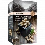 Сахар тростниковый «Organico» кусковой, 250 г.