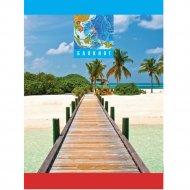 Бизнес-блокнот «Пляж» 80 листов.