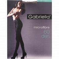 Колготки женские «Microfibre» 60 den, 2 размер, шоколад.