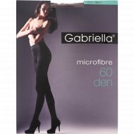 Колготки женские «Gabriella» Microfibre, 60 den, размер 2, шоколад