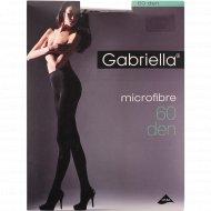 Колготки женские «Gabriella» Microfibre, 60 den, размер 3, шоколад