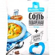 Соль поваренная пищевая выварочная экстра