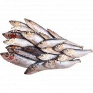 Салака «РыбаХит» неразделанная свежемороженая 1 кг., фасовка 0.7-1.3 кг