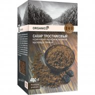 Сахар тростниковый «Organico» песок, 400 г