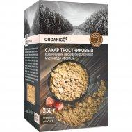 Сахар тростниковый «Organico» светлый, 400 г.