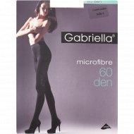 Колготки женские «Microfibre» 60 den, 2 размер, капучино.