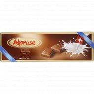 Шоколад молочный «Chocolat Alprose» 300 г.