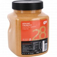 Натуральная хрустящая арахисовая паста «Tatis 28» 1150 г