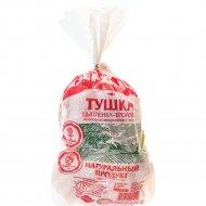 Тушка цыплёнка-бройлера замороженная 1 кг., фасовка 1.4-2.3 кг