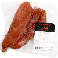 Продукт из мяса птицы «Филе знатное» сыровяленный, 1 кг., фасовка 0.1-0.2 кг