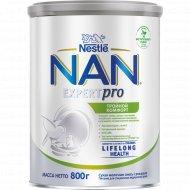 Смесь с рождения «NAN» Тройной комфорт, 800 г.