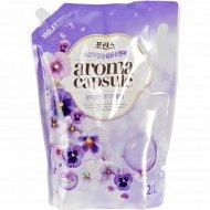 Кондиционер для белья «Aroma capsule» с ароматом фиалки, 2.1 л.
