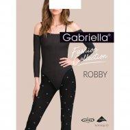 Колготки женские «Gabriella» Robby, 60 den, размер 2, Nero