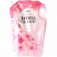 Кондиционер для белья «Aroma capsule» с ароматом розы 2100 мл.