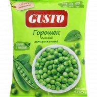 Горошек зелёный «Gusto» замороженный, 400 мл.