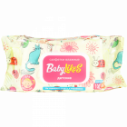 Салфетки влажные для детей «Baby likes» для девочек, 100 шт