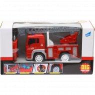 Машинка пожарная радиоуправляемая.