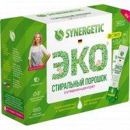 Порошок для стирки «Synergetic» Универсальный, Гипоаллергенный, 0.5 кг