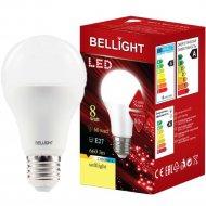 Лампа «Bellight» LED A60 220V8WE27 3000К