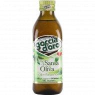Масло оливковое из выжимок «Goccia D'oro» рафинированное, 500 мл.