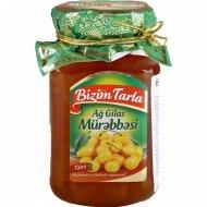 Варенье «Bizim Tarla» из белой черешни, 400 г.