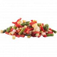 Смесь овощей «Паприкаш» быстрозамороженная 1 кг., фасовка 0.8-1 кг