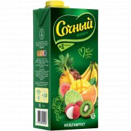 Нектар «Сочный фрукт» мультифрукт, 1.95 л.