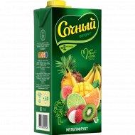 Нектар «Сочный фрукт» мультифрукт, 1.95 л