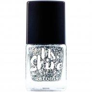 Лак для ногтей «Ms. Shine» тон 1, pure diamond, 6 мл.