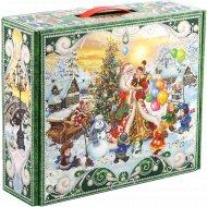 Новогодний подарок №30/1р портфель «Волшебные сани» 1800 г.