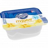 Пудинг «Минский» с ванилином, 7%, 160 г.