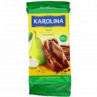Сдобное печенье «Karolina» с грушей и карамелью, 225 г.