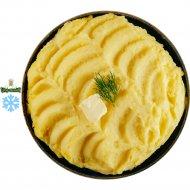 Картофельное пюре , замороженное 600  г.