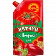Кетчуп «Лето красное» c паприкой, 300 г.