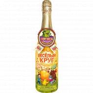Напиток «Весёлый круг» груша дюшес 0.75 л.