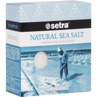 Соль морская «Setra» натуральная, 500 г.